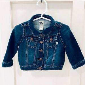 Baby B'gosh Jean jacket 12 mo Excellent Condition!